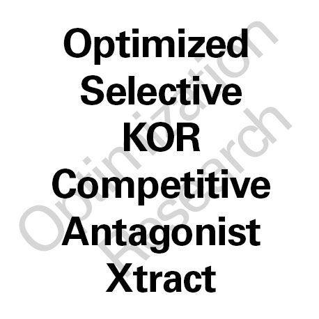 KORX-OX (KOR Antagonist Extract)