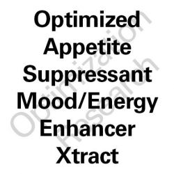 SNRI-OX Ultra-Potent Appetite Suppressant & Mood/Energy Enhancer