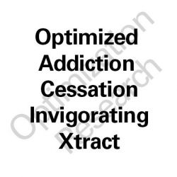 ADDX-BOOST Premiere Addiction Cessation Optimized Xtract