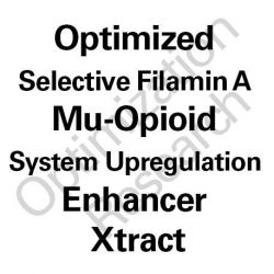 SFME-OX Selective Filamin A MOR System Enhancer Optimized Xtract