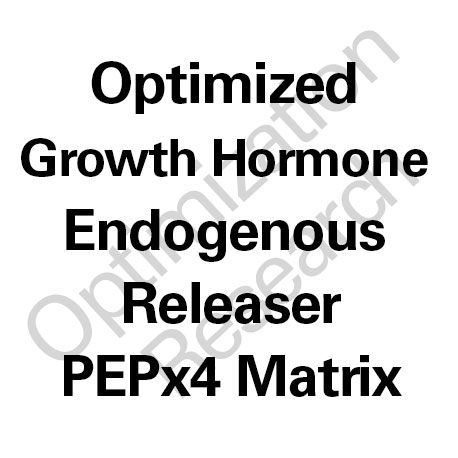 O-GHeR Optimized Growth Hormone Endogenous Releaser