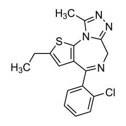 Etizolam 99% CAS 40054-69-1