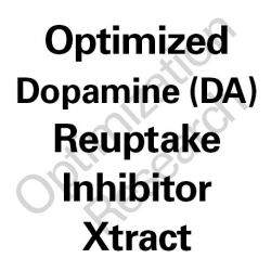 DARI-OX Optimized Dopamine Reuptake Inhibitor Xtract