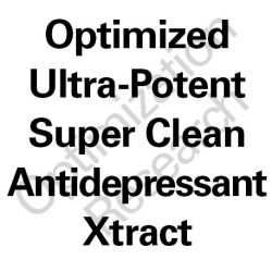 SCAD-OX Super Clean Antidepressant Optimized Xtract