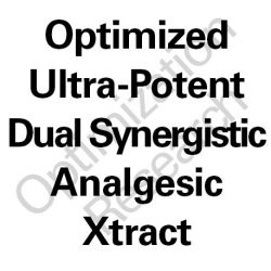 DONA-OX: Dual Opioidergic Novel Analgesic Optimized Xtract